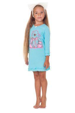 f9abfcf98db20f2 Ночная сорочка-СР03-1956 оптом от производителя детской одежды 'Алёна'