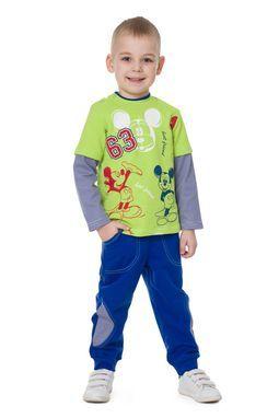 Костюм-КС05-2267 оптом от производителя детской одежды 'Алёна'