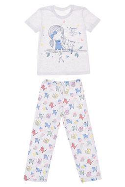 Пижама-ПЖ02-2893 оптом от производителя детской одежды  Алёна  8f4066c9a5695